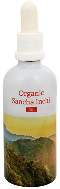 Organic Sacha Inchi oil 100 ml