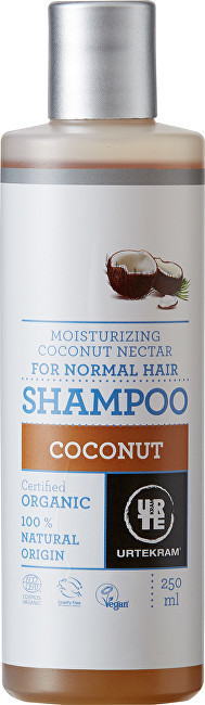 Šampon kokosový 250 ml BIO