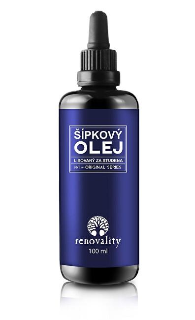 Šípkový olej za studena lisovaný 100 ml