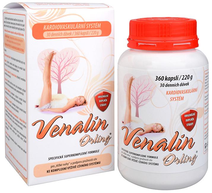 Zobrazit detail výrobku VENALIN Orling Venalin 360 kapslí