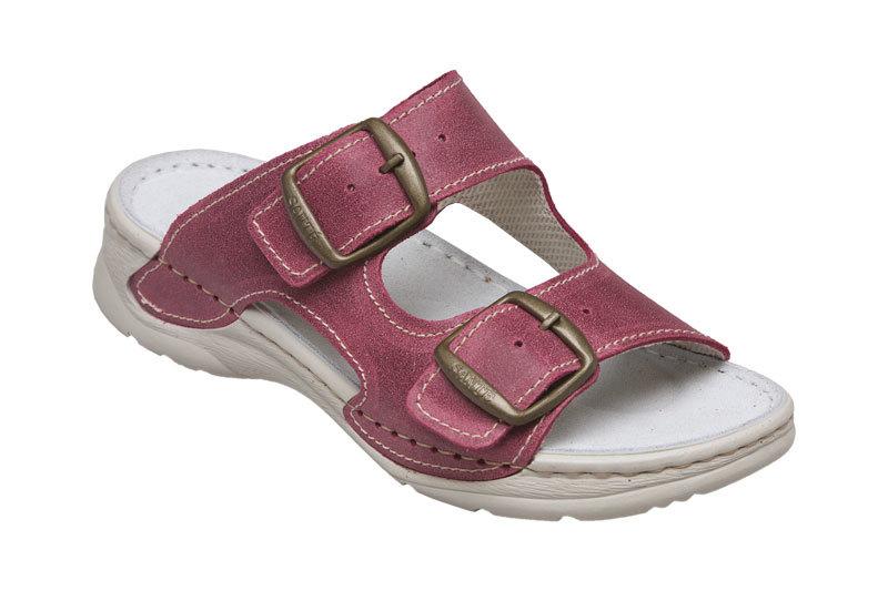 Zobrazit detail výrobku SANTÉ Zdravotní obuv dámská D/10/C32/SP bordo 38