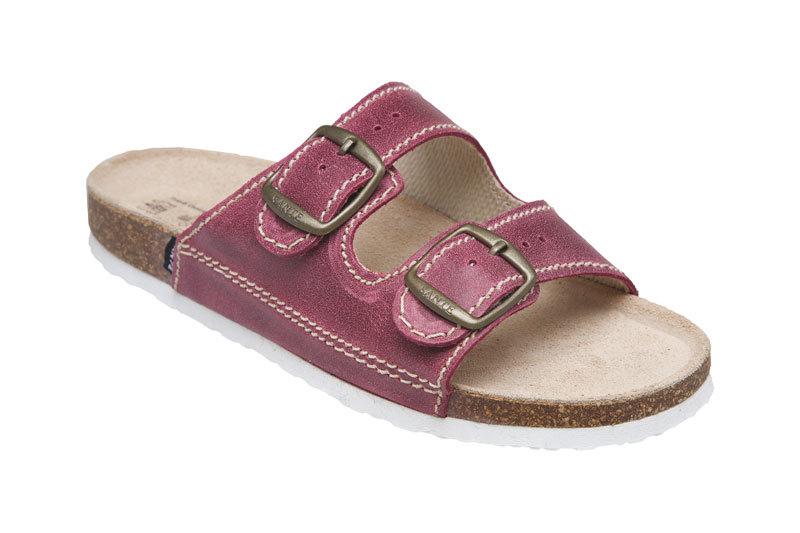 Zobrazit detail výrobku SANTÉ Zdravotní obuv dámská D/21/C32/BP bordo 36