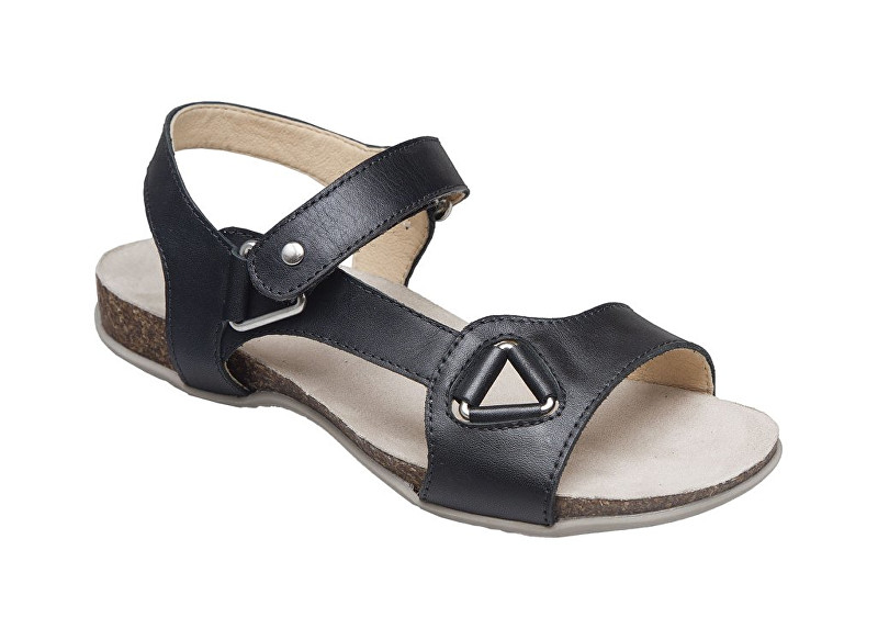 Zobrazit detail výrobku SANTÉ Zdravotní obuv dámská EKS/154-27 černá 38