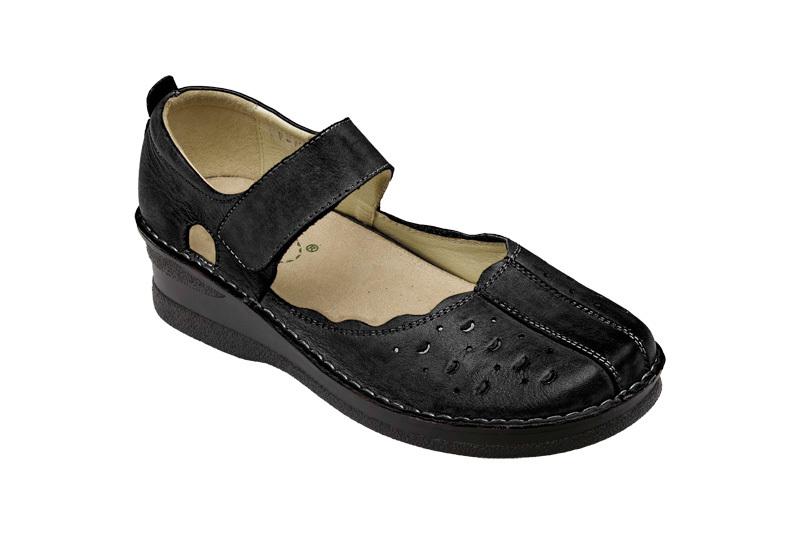 Zobrazit detail výrobku SANTÉ Zdravotní obuv dámská JH/4855 černá 37