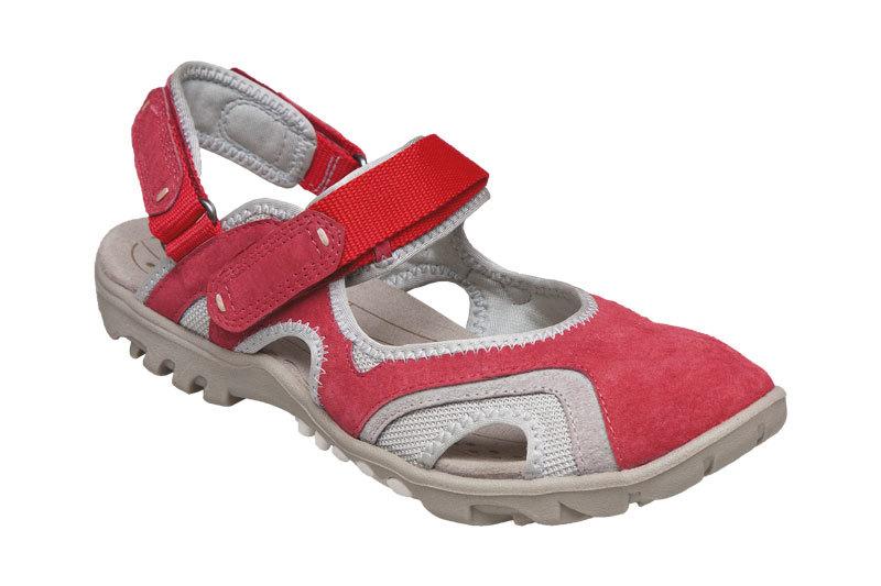 Zobrazit detail výrobku SANTÉ Zdravotní obuv dámská MDA/156-13 hibiscus 36