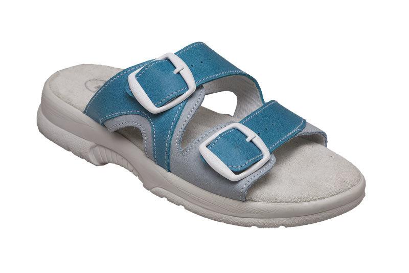 SANTÉ Zdravotná obuv dámska N / 517/55/087/016 / BP tyrkysová 35