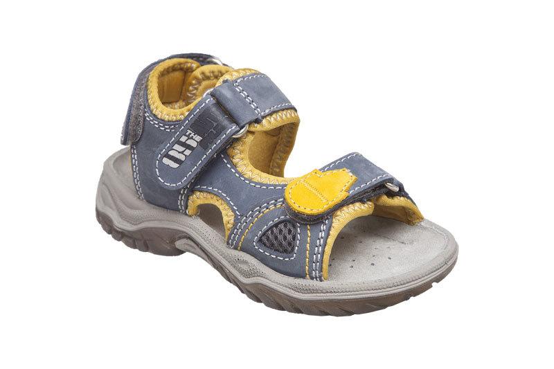 Zobrazit detail výrobku SANTÉ Zdravotní obuv dětská OR/20702 mostarda 31