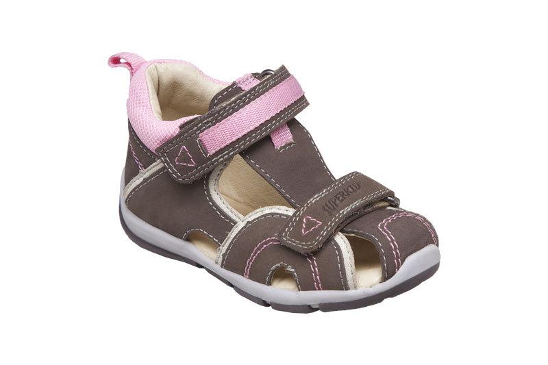 Zobrazit detail výrobku SANTÉ Zdravotní obuv dětská SK/333 khaki-rosa 26