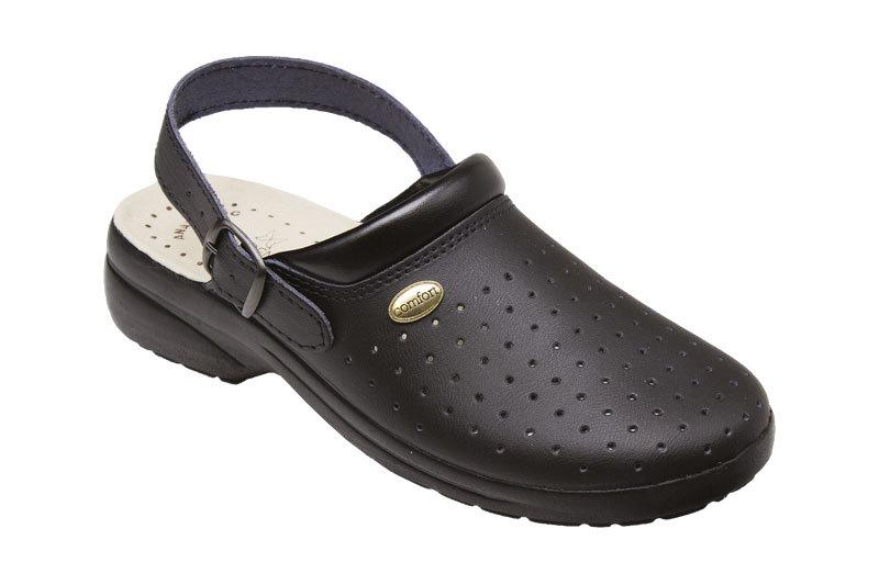 Zobrazit detail výrobku SANTÉ Zdravotní obuv pánská GF/516P černá 47