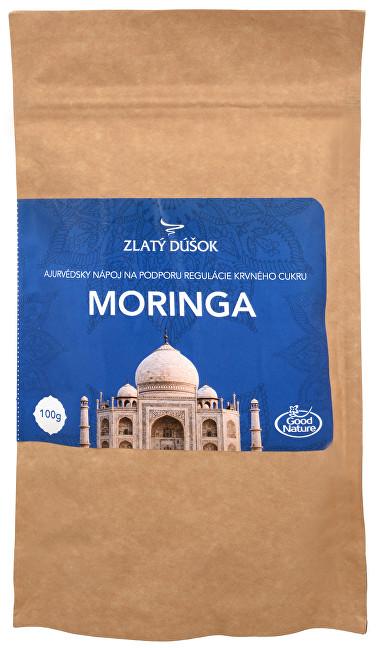Zobrazit detail výrobku Good Nature Zlatý doušek - Ajurvédská káva Moringa 100 g