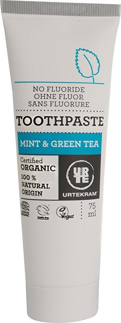 Zubní pasta zelený čaj a máta 75 ml BIO