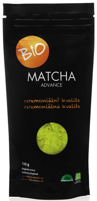 BIO Matcha ADVANCE 100 g