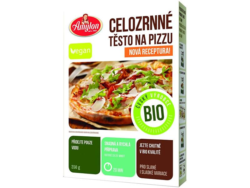 Zobrazit detail výrobku Amylon Bio těsto na pizzu celozrnné Amylon 250g