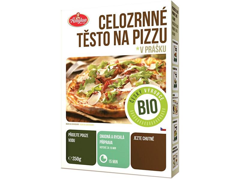 Zobrazit detail výrobku Amylon Bio těsto na pizzu celozrnné Amylon 250 g
