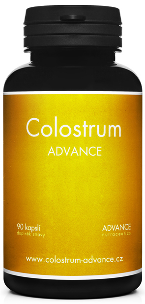 Advance nutraceutics Colostrum ADVANCE 90 kapslí