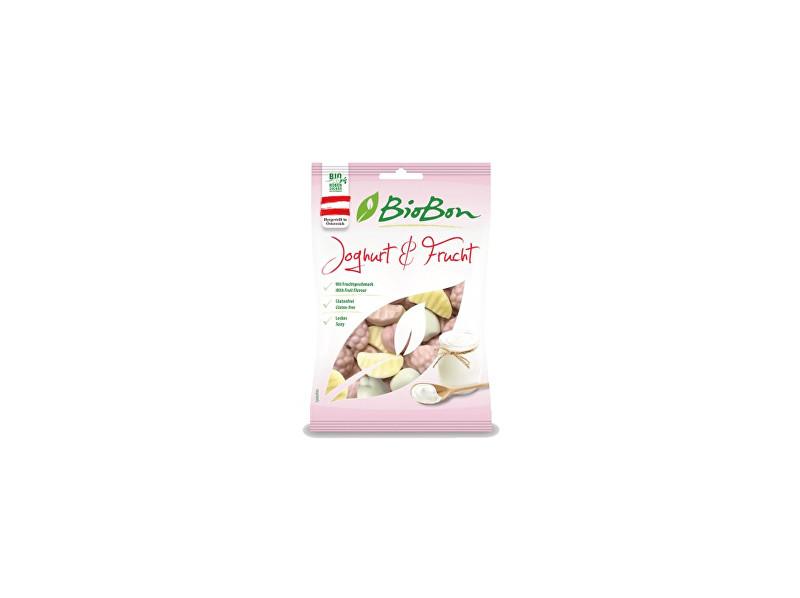 Bio Gumové bonbóny jogurt ovoce 100 g
