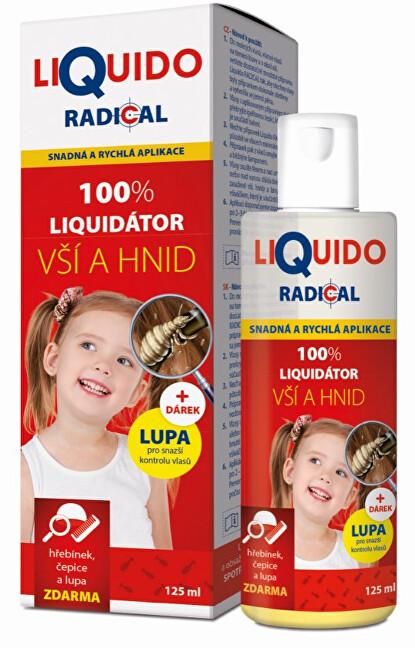 Zobrazit detail výrobku Liquido Radical šampon na vši 125 ml