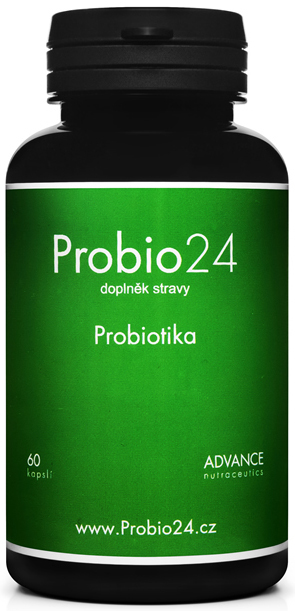 Zobrazit detail výrobku Advance nutraceutics Probio24 60 kapslí