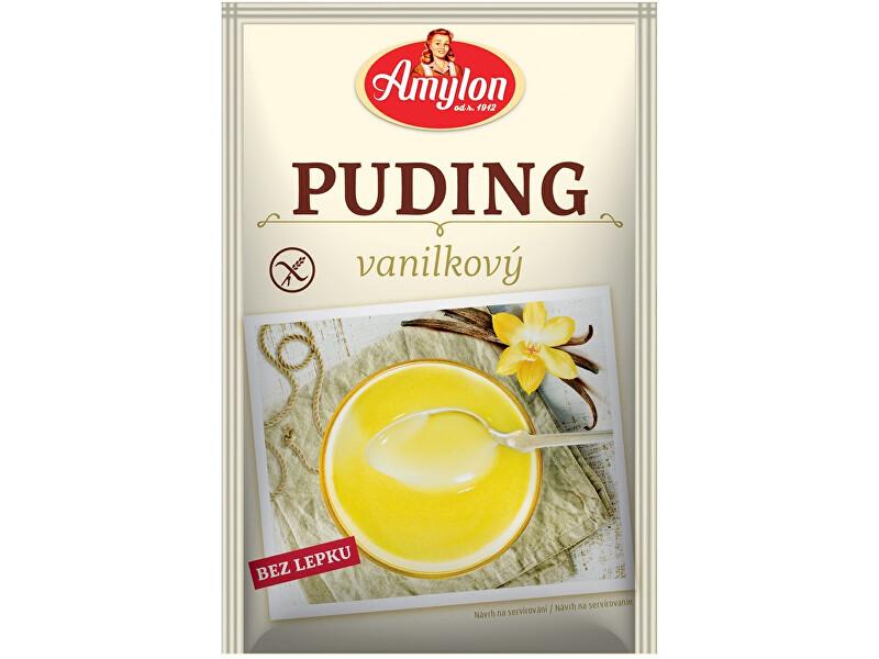 Zobrazit detail výrobku Amylon Puding vanilkový Amylon 40g