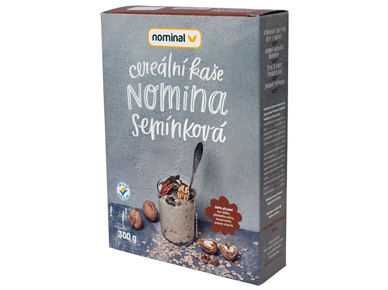 Zobrazit detail výrobku NOMINAL Cereální kaše NOMINA semínková 300g