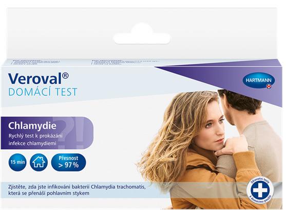 Zobrazit detail výrobku Veroval Chlamydie domácí test