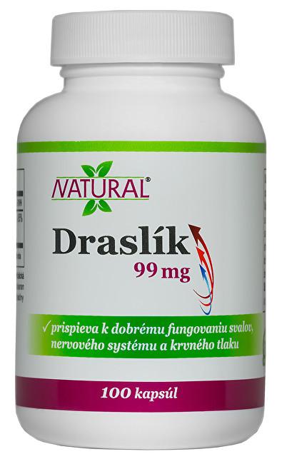 Zobrazit detail výrobku Natural SK Draslík 100 kapslí