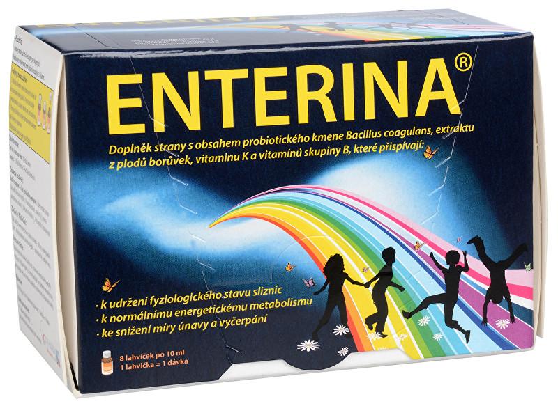 Zobrazit detail výrobku InPharm ENTERINA lahvičky 8 x 10 ml