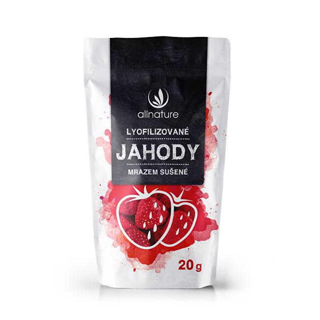 Zobrazit detail výrobku Allnature Lyofilizované jahody 20 g