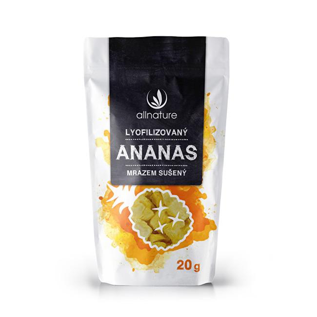 Zobrazit detail výrobku Allnature Lyofilizovaný ananas 20 g