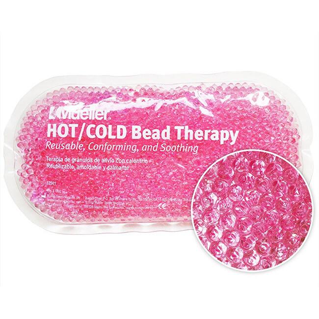 Zobrazit detail výrobku Mueller Mueller Hot/Cold Bead - Chladivý/hřejivý sáček s gelovými kuličkami Růžový