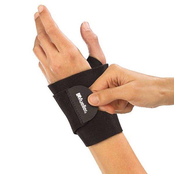 Zobrazit detail výrobku Mueller 4505 Wrist Support Wrap zápěstní pás