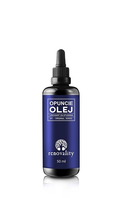 Zobrazit detail výrobku Renovality Opuncie olej za studena lisovaný s pipetkou Renovality 50 ml