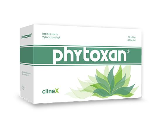 Zobrazit detail výrobku Clinex Phytoxan 30 tablet