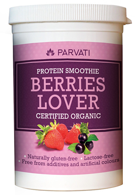 Parvati PROTEIN SMOOTHIE – Berries Lover 160 g