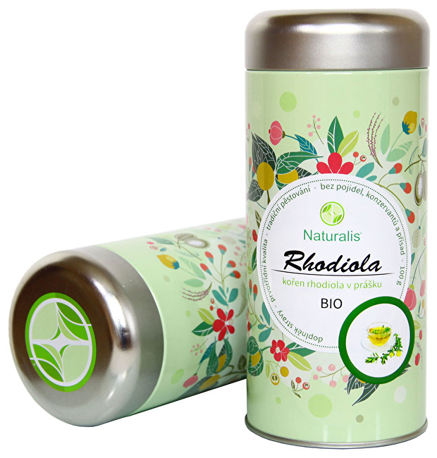 Rhodiola Naturalis BIO 100 g
