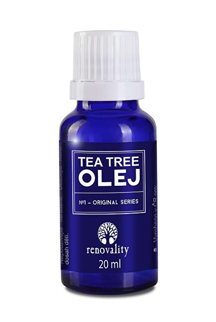Zobrazit detail výrobku Renovality Tea Tree olej s kapátkem 20ml