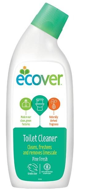 Zobrazit detail výrobku Ecover Tekutý čisticí prostředek na WC s vůní borovice a máty 750 ml