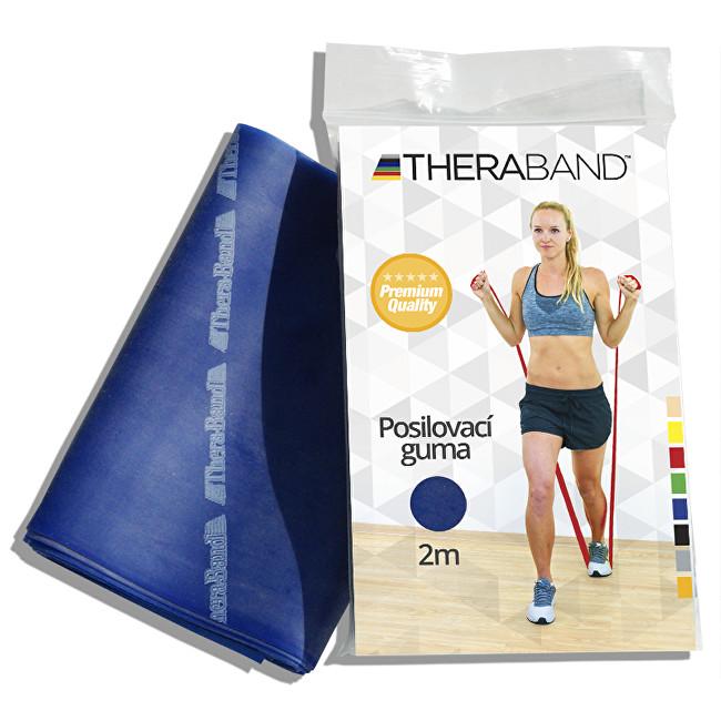 Zobrazit detail výrobku Thera-Band Thera-Band Posilovací guma 12,5 cm x 2 m Modrá - extra silná