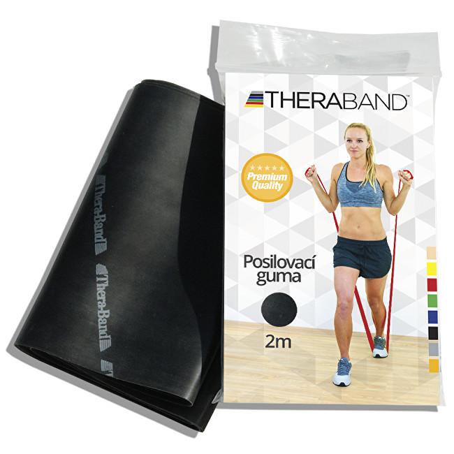 Zobrazit detail výrobku Thera-Band Thera-Band Posilovací guma 12,5 cm x 2 m Černá - speciálně silná