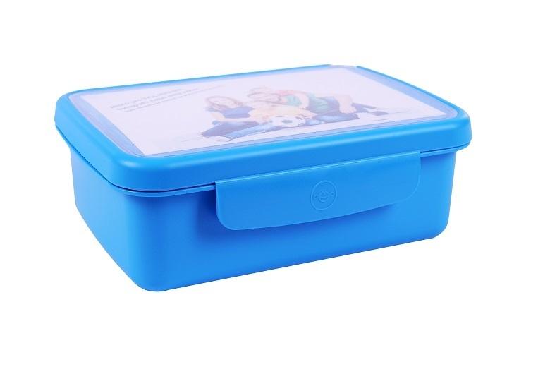 Zobrazit detail výrobku R&B Zdravá sváča komplet box Modrá