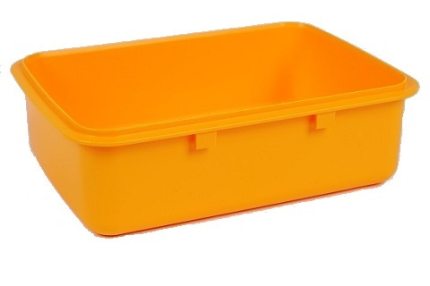 Zobrazit detail výrobku RaB box zdravá sváča miska žlutá