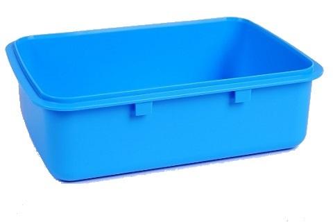 Zobrazit detail výrobku RaB box zdravá sváča miska modrá
