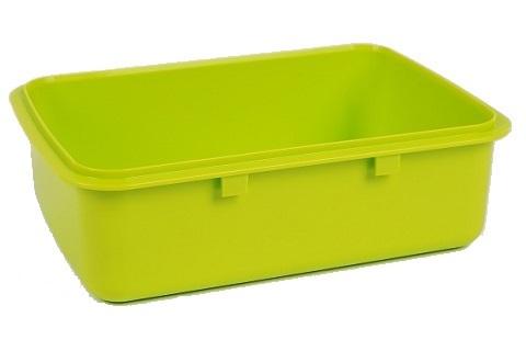 Zobrazit detail výrobku RaB box zdravá sváča miska zelená