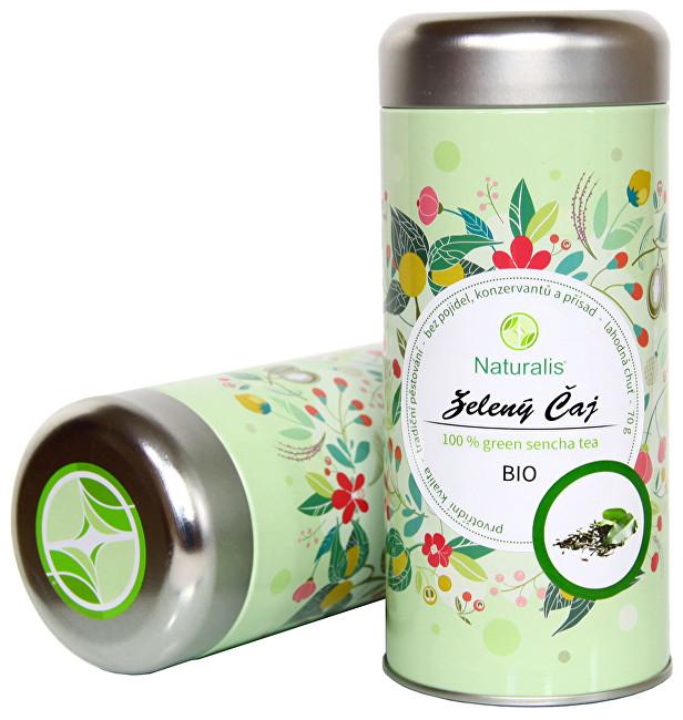 Naturalis BIO Zelený Čaj sypaný 70 g