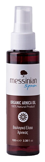 Messinian Spa Arnikový olej 100 ml