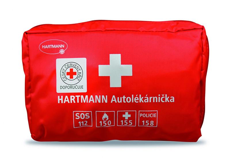 Zobrazit detail výrobku Autolékárnička Hartmann textilní 283/2015