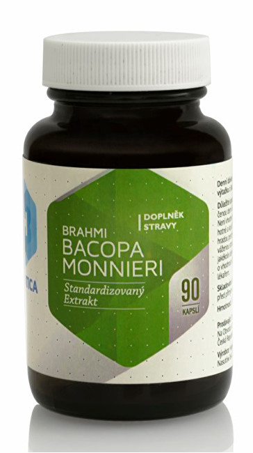 Zobrazit detail výrobku Hepatica Brahmi Bacopa Monnieri 90 kapslí