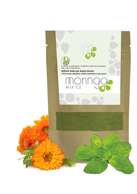 Zobrazit detail výrobku Moringa MIX Bylinná směs pro dobré trávení 30 g