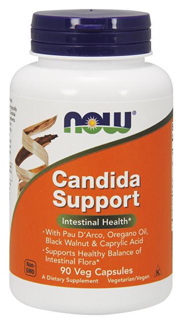 Zobrazit detail výrobku NOW Candida Support 90 kapslí