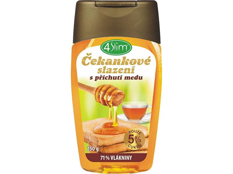 4Slim Čekankové slazení s přích.medu 250 g